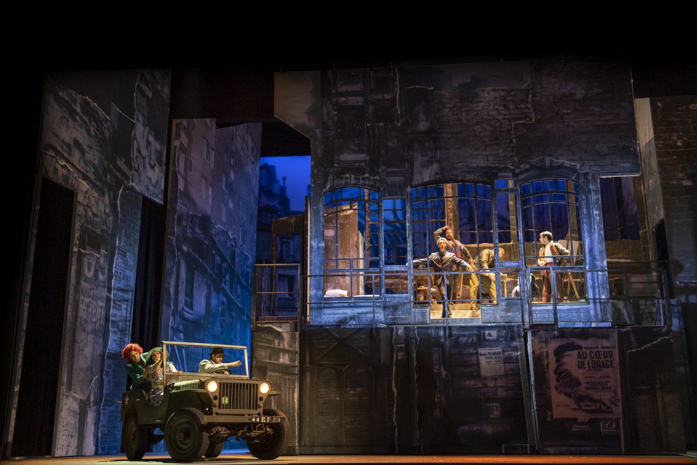 Opéra Royal de Wallonie-Liège,  de La Bohème